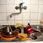 Чем мыть посуду, если у вас аллергия на бытовую химию?