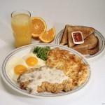 Что  надо кушать на завтрак
