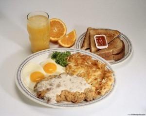 Что скушать на завтрак