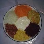 Как готовить салат «Ромашка»?