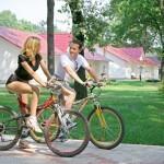 Как научиться управлять велосипедом?