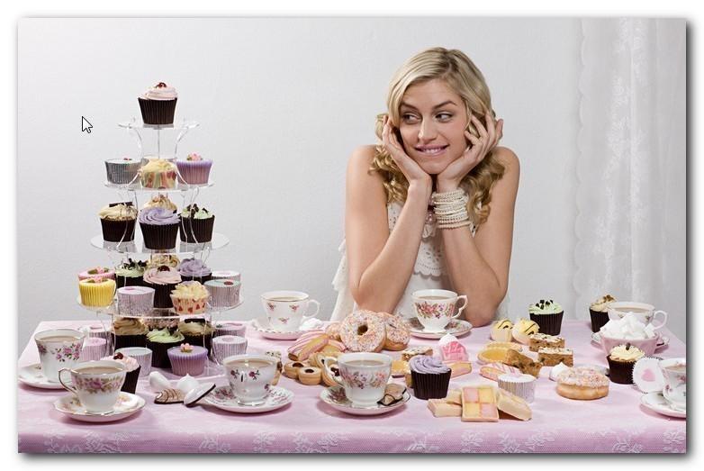 Как отказаться от сладкого