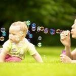 Как справляться с двумя детьми?