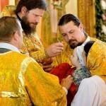 Как причаститься в церкви