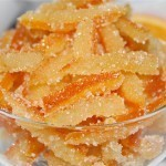 Как сделать апельсиновые цукаты?