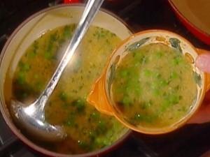 суп из калины