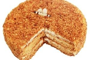 Рецепт торта рыжик