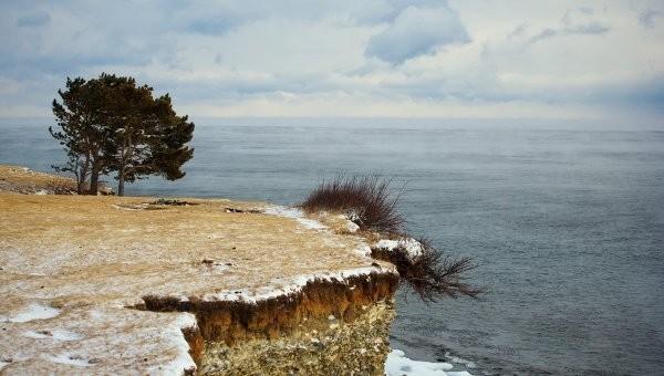Уровень воды в Байкале