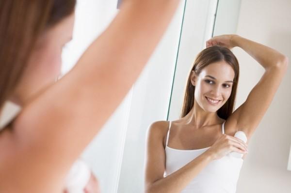 Как сделать дезодорант