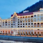 Отель Radisson Роза Хутор признан лучшим горнолыжным отелем 2014 года в России