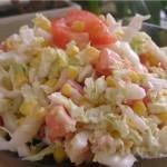 Вкусные салаты из пекинской капусты