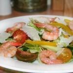 Вкусный овощной салат, рецепт