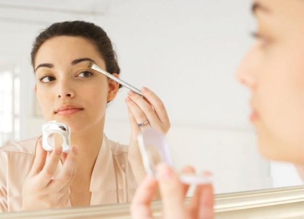 Секреты утреннего макияжа