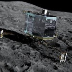 Ученые рассказали об открытиях «Филы» на комете Чурюмова-Герасименко