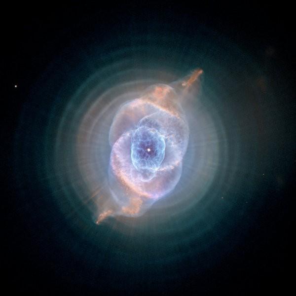 изображение туманности Лагуна