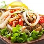 Американский салат, рецепт