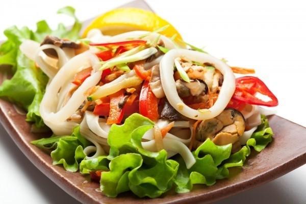 Американский салат