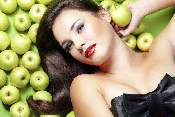 Диета из яблок