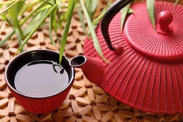 чайный налет