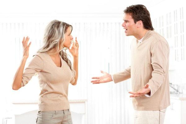 Как переспорить женщину