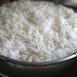 Как варить рис в микроволновке?
