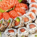 Японские суши от Cafe Barbaris в Харькове