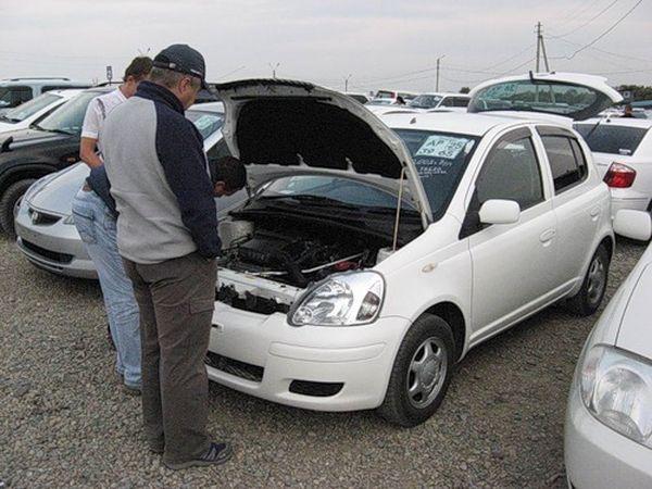 Продажа подержанных машин