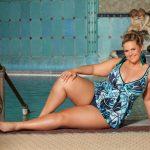 Женские купальники больших размеров