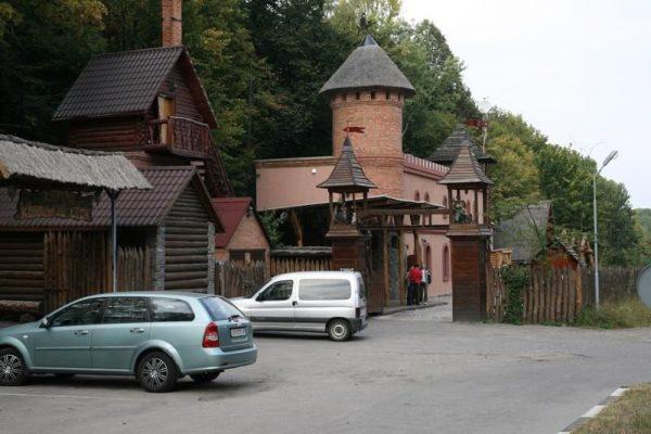 Загородные комплексы под Киевом