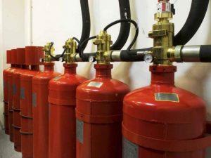 выбрать систему пожаротушения
