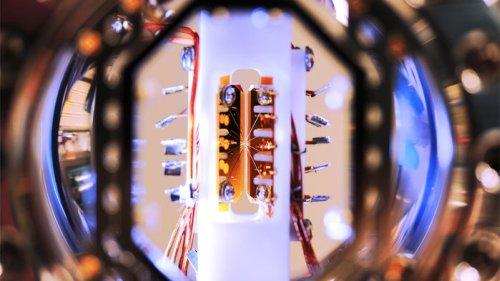 микроволновые кубиты