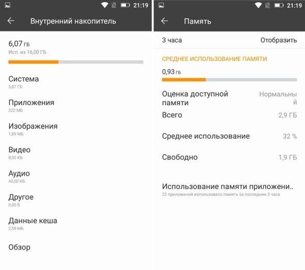 окно Google Play