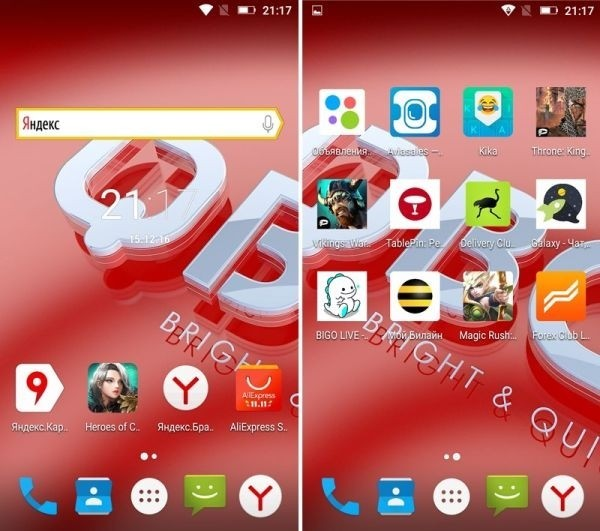 ОС Android 6.0 Marshmallow
