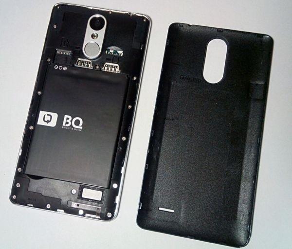 Смартфон BQ Bond