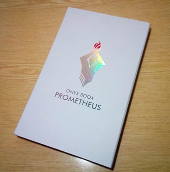 упаковка ONYX BOOX Prometheus