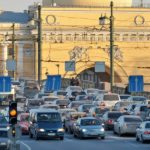 Движение в центре Москвы ограничат вечером 25 апреля из-за репетиции парада Победы