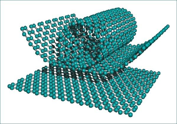 Использование углеродных нанотрубок
