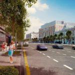 Тверскую улицу досрочно открыли для автомобилистов