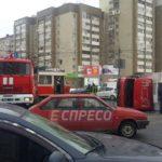 Масштабное ДТП в Киеве: столкнулись трамвай и грузовик