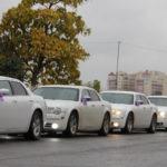 Российским дипломатам в Киеве «украсили» автомобили тризубами