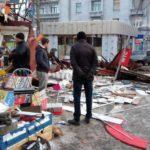 В Киеве продолжают демонтировать МАФы