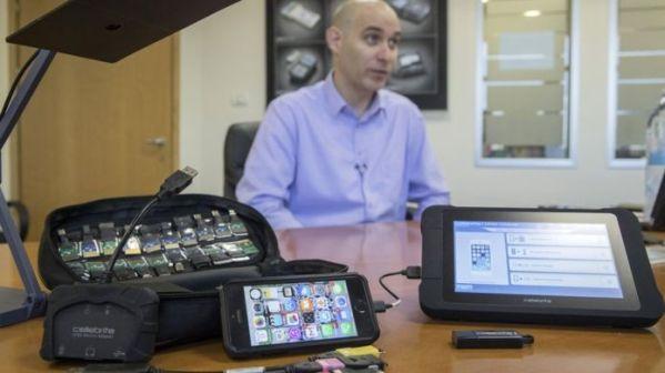 оборудование для взлома iPhone