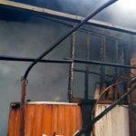 В Киеве при тушении пожара нашли тело мужчины