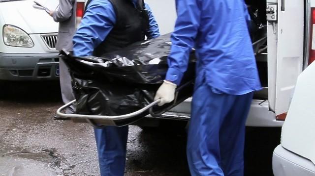 в Подольском районе нашли мертвого мужчину