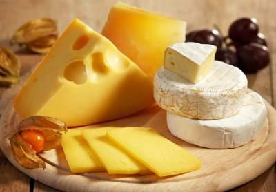 сыр на ночь