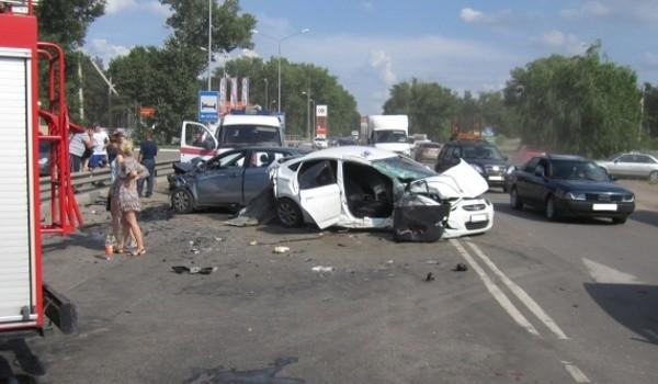 ДТП в Черновцах: