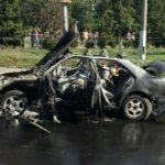 В центре Кременчуга взорвался автомобиль, водитель погиб