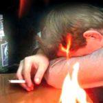 В Киевской области мужчина погиб, заснув с зажженной сигаретой