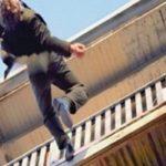 В Тернополе парень выпал с шестого этажа и выжил