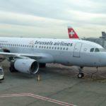 Brussels Airlines сообщила об отмене всех рейсов